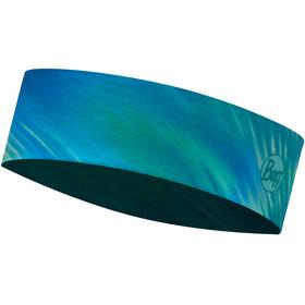Buff Coolnet UV+ Slim Hovedbeklædning blå/turkis